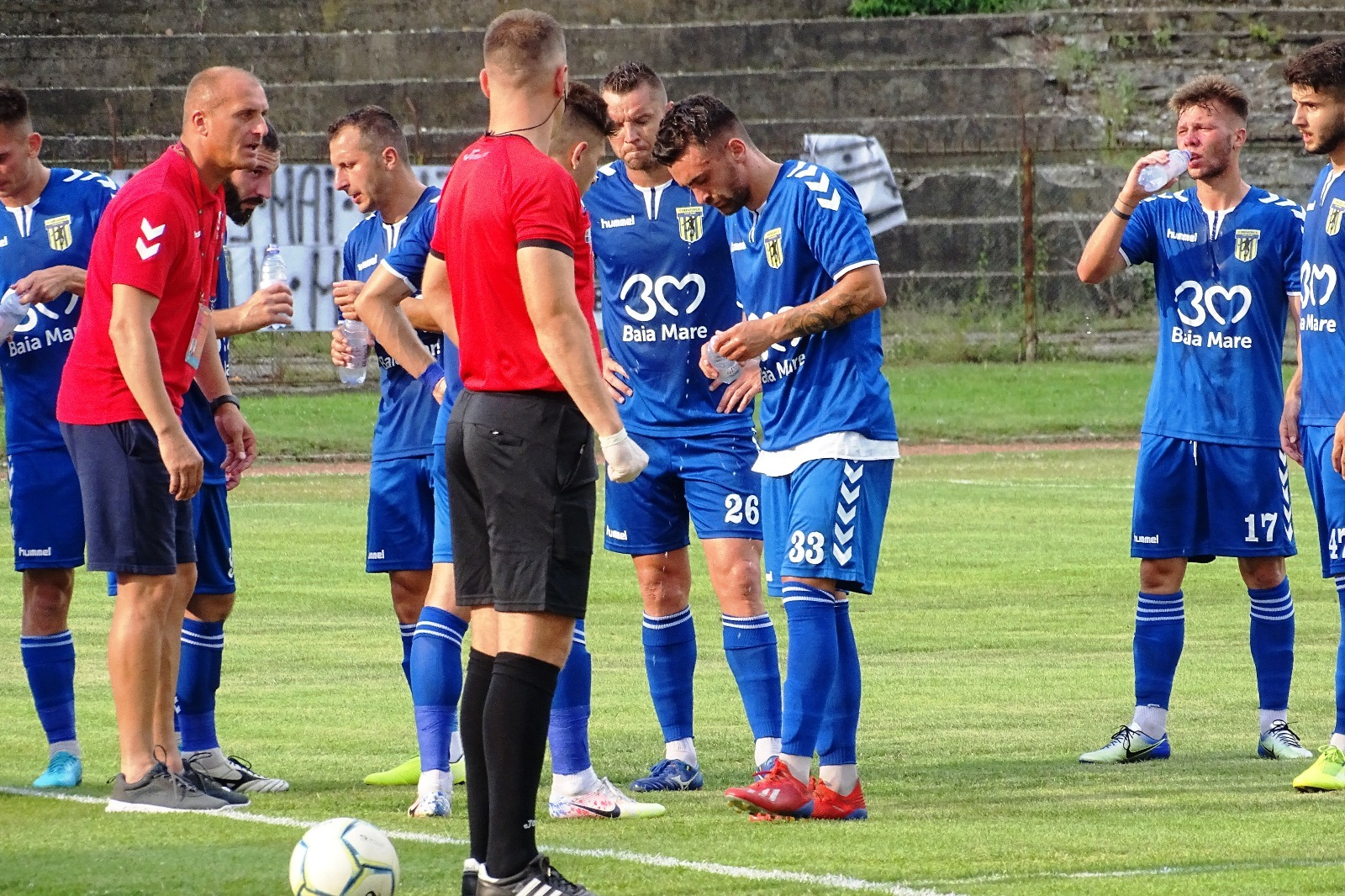 The latest news from Comuna Recea: squad, results, table  |Comuna Recea